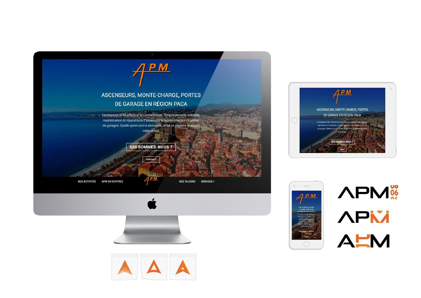 APM - Identite visuelle