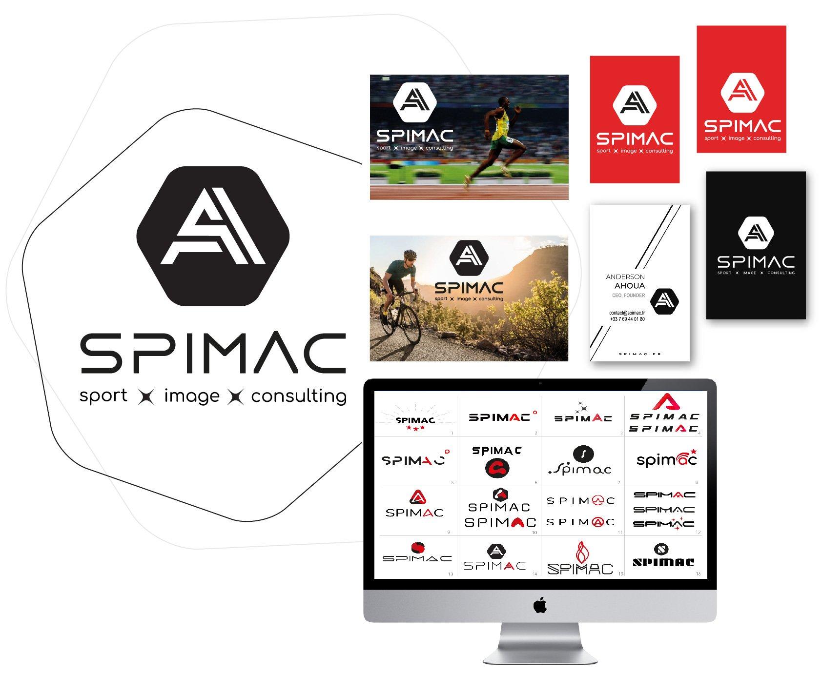 Spimac - Identite visuelle